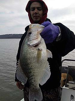 Lake eufaula oklahoma lake eufaula fishing report for Kaw lake fishing report