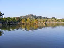 Lake Tom Steed Oklahoma Fishing Guides