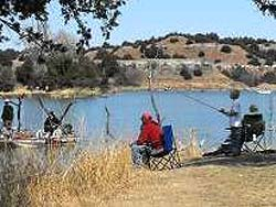 Lake Watonga Oklahoma Fishing Guides