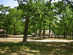 Boggy Depot State Park Oklahoma