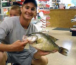 Lake Okmulgee Oklahoma Fishing Guides